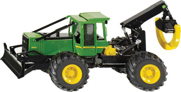 Die Cast trattore John Deere Skidder (4062)