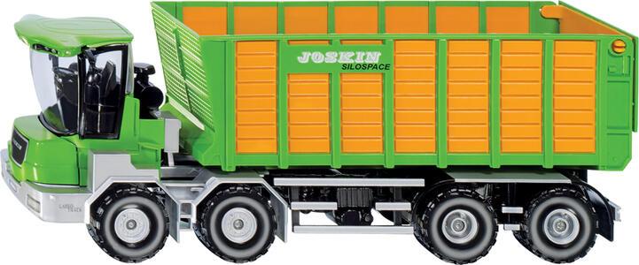 Die Cast Joskin Cargo-Track con Rimorchio (4064) - 2