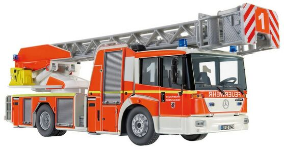 Giocattolo Die Cast camion Pompieri DL32 (7333) Siku