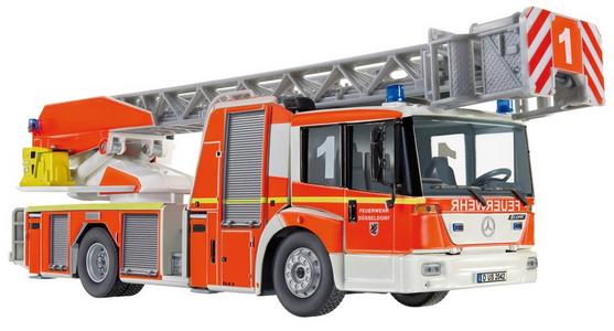 Giocattolo Die Cast camion Pompieri DL32 (7333) Siku 0