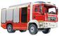Giocattolo Die Cast camion Pompieri AT (7334) Siku 0