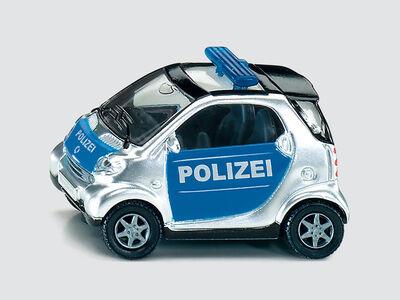Giocattolo Die Cast Smart della Polizei Siku