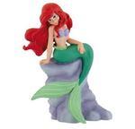 Disney La Sirenetta figures. Ariel seduta su roccia