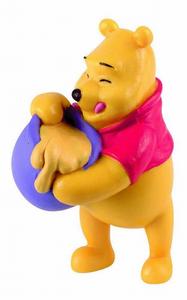 Giocattolo Disney Winnie the Pooh figures. Winnie con Miele Bullyland 0