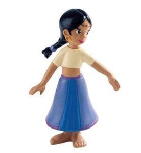 Giocattolo Disney Libro della Giungla figures. Shanti Comansi