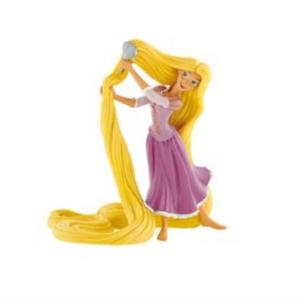 Giocattolo Disney Rapunzel figures. Rapunzel con spazzola Comansi 0