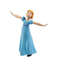 Disney Peter Pan figures. Wendy