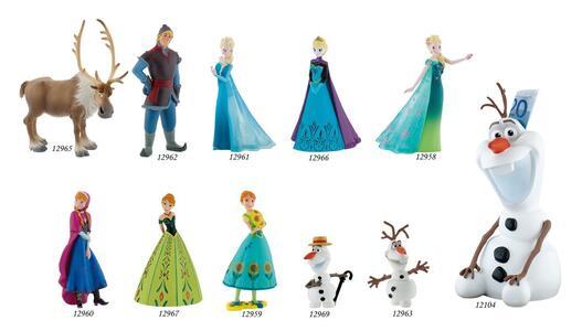 Frozen Fever Olaf con Cappello 12969 - 4