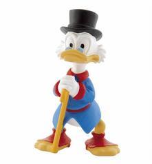 Disney Topolino figures. Zio Paperone