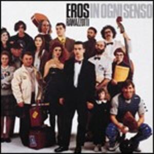 In ogni senso - CD Audio di Eros Ramazzotti