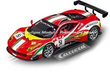 """Carrera Slot. Ferrari 458 Italia Gt3 """"Af Corse, No.51"""" Digital 124 Cars"""