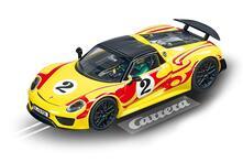 Carrera Slot. Porsche 918 Spyder No.2 Evolution Cars