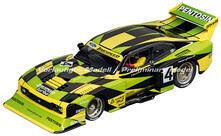 Carrera Slot Ford Capri Zakspeed Turbo Jurgen Hamelmann-Team, No. 4 1.32 Digital Cars