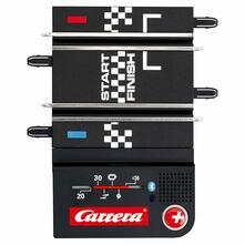 Carrera Slot Go!!! Plus Connecting Track 1.43