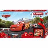 Giocattolo Pista automobili First Disney Cars Carrera Carrera