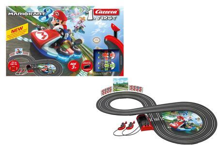 Pista automobili First Mario Kart 8 Carrera