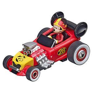 Carrera First. Mickey Roadstar Racers Pista Batteria - 11
