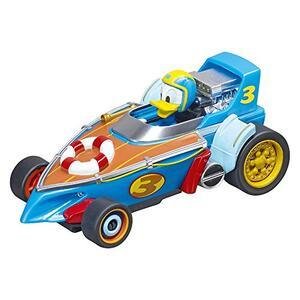 Carrera First. Mickey Roadstar Racers Pista Batteria - 12