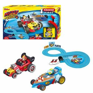 Carrera First. Mickey Roadstar Racers Pista Batteria - 13