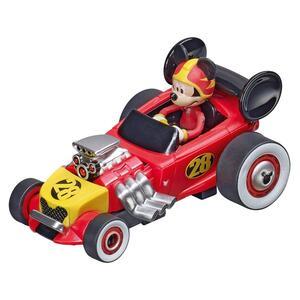 Carrera First. Mickey Roadstar Racers Pista Batteria - 16