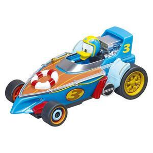 Carrera First. Mickey Roadstar Racers Pista Batteria - 17
