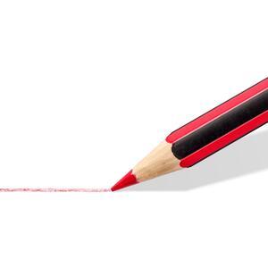 Pastelli Staedtler Noris colour. Confezione 12 matite colorate assortite - 30