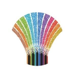 Pastelli Staedtler Noris colour. Confezione 12 matite colorate assortite - 23