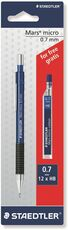 Cartoleria Matita portamine Staedtler Mars Micro tratto 0,7 mm. Con 1 ricambio Staedtler