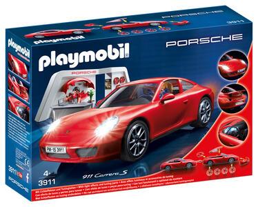 Playmobil Porsche 911 Carrera S (3911) - 3
