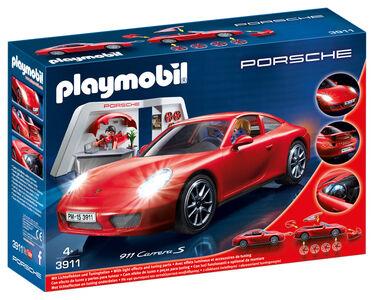 Giocattolo Playmobil Porsche 911 Carrera S (3911) Playmobil 0
