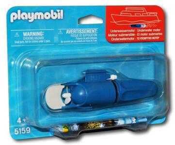 Playmobil. Motore Subacqueo (5159) - 3