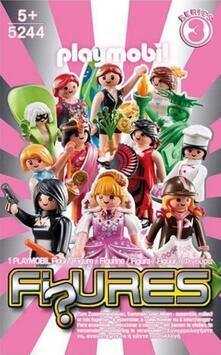 Playmobil. Figures Girls Serie 3 (5244)
