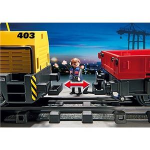 Giocattolo Trenino merci RC Playmobil (5258) Playmobil 5