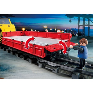 Giocattolo Trenino merci RC Playmobil (5258) Playmobil 6