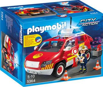 Auto del caposquadra Playmobil (5364) - 2