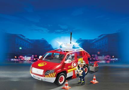 Auto del caposquadra Playmobil (5364) - 4