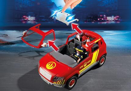 Auto del caposquadra Playmobil (5364) - 6