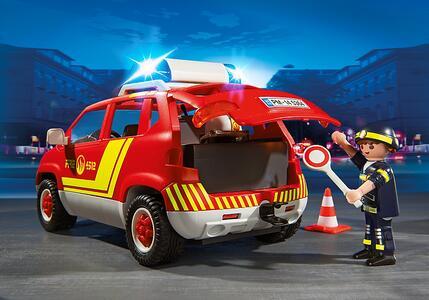 Auto del caposquadra Playmobil (5364) - 7