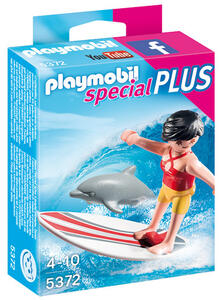 Playmobil. Surfista con delfino (5372)