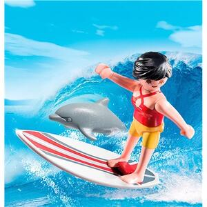 Playmobil. Surfista con delfino (5372) - 3