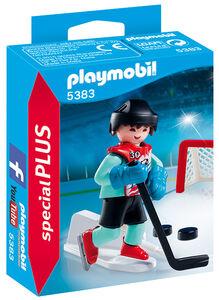 Giocattolo Playmobil Giocatore Di Hockey Playmobil