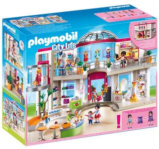 Giocattolo Playmobil City Life. Centro commerciale arredato (5485) Playmobil
