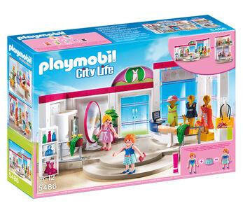 Giocattolo Playmobil. City Life. Negozio di abbigliamento (5486) Playmobil 0