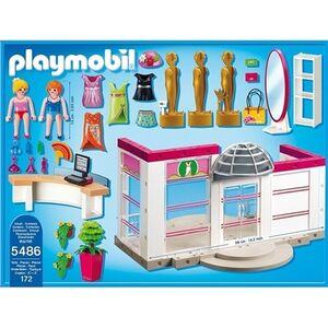 Giocattolo Playmobil. City Life. Negozio di abbigliamento (5486) Playmobil 1