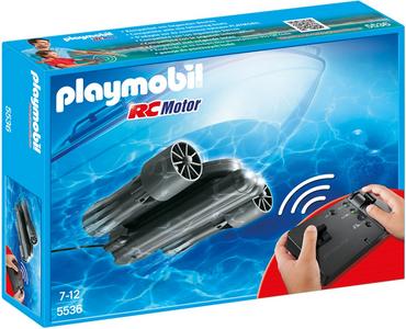 Giocattolo Playmobil motore radiocomandato subacqueo (5536) Playmobil 0