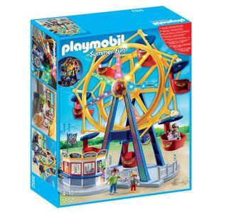 Giocattolo Playmobil Summer Fun. Ruota panoramica motorizzata (5552) Playmobil