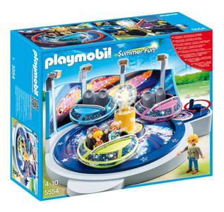Giocattolo Playmobil Summer fun. Ottovolante con effetti luminosi (5554) Playmobil 0