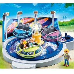 Giocattolo Playmobil Summer fun. Ottovolante con effetti luminosi (5554) Playmobil 1