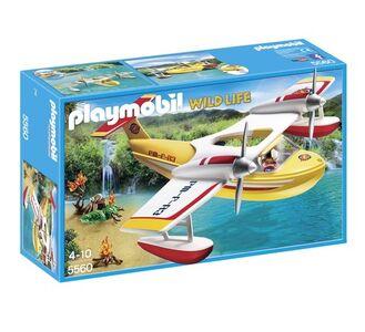 Giocattolo Idrovolante-avventura di soccorso  Playmobil (5560) Playmobil 0