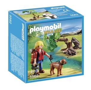 Playmobil. Castori con esploratore (5562)